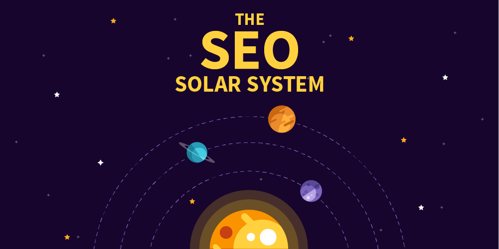 The SEO Solar System [An Interactive Infographic]