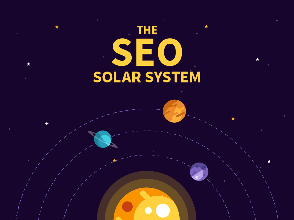 The SEO Solar System [Infographic]