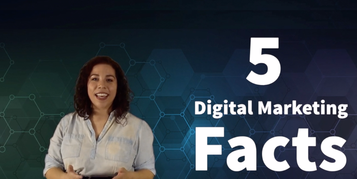 5 Digital Marketing Facts your business needs to consider right now