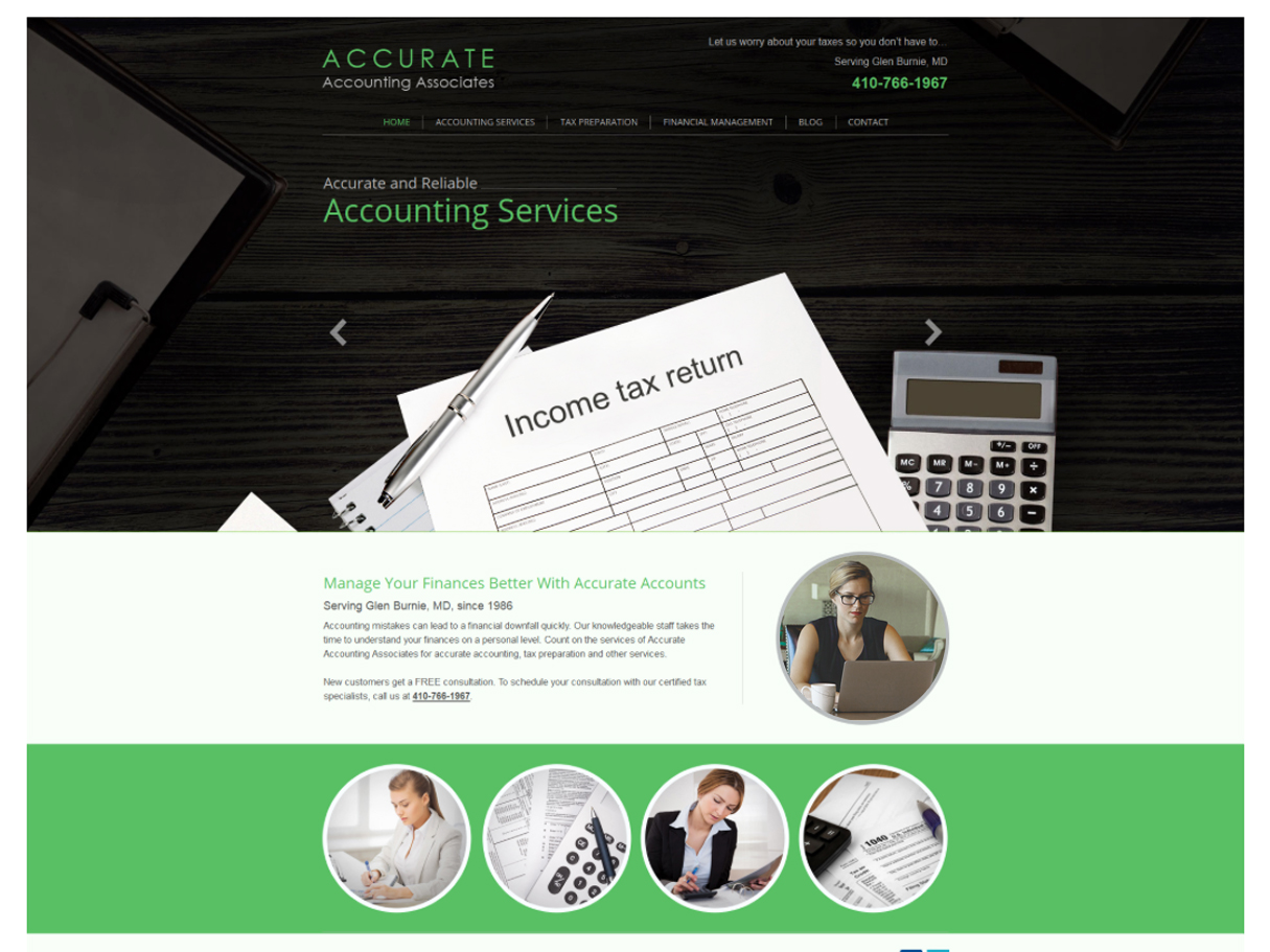 Tax Day Special: Web Design for Accountants | hibu Blog
