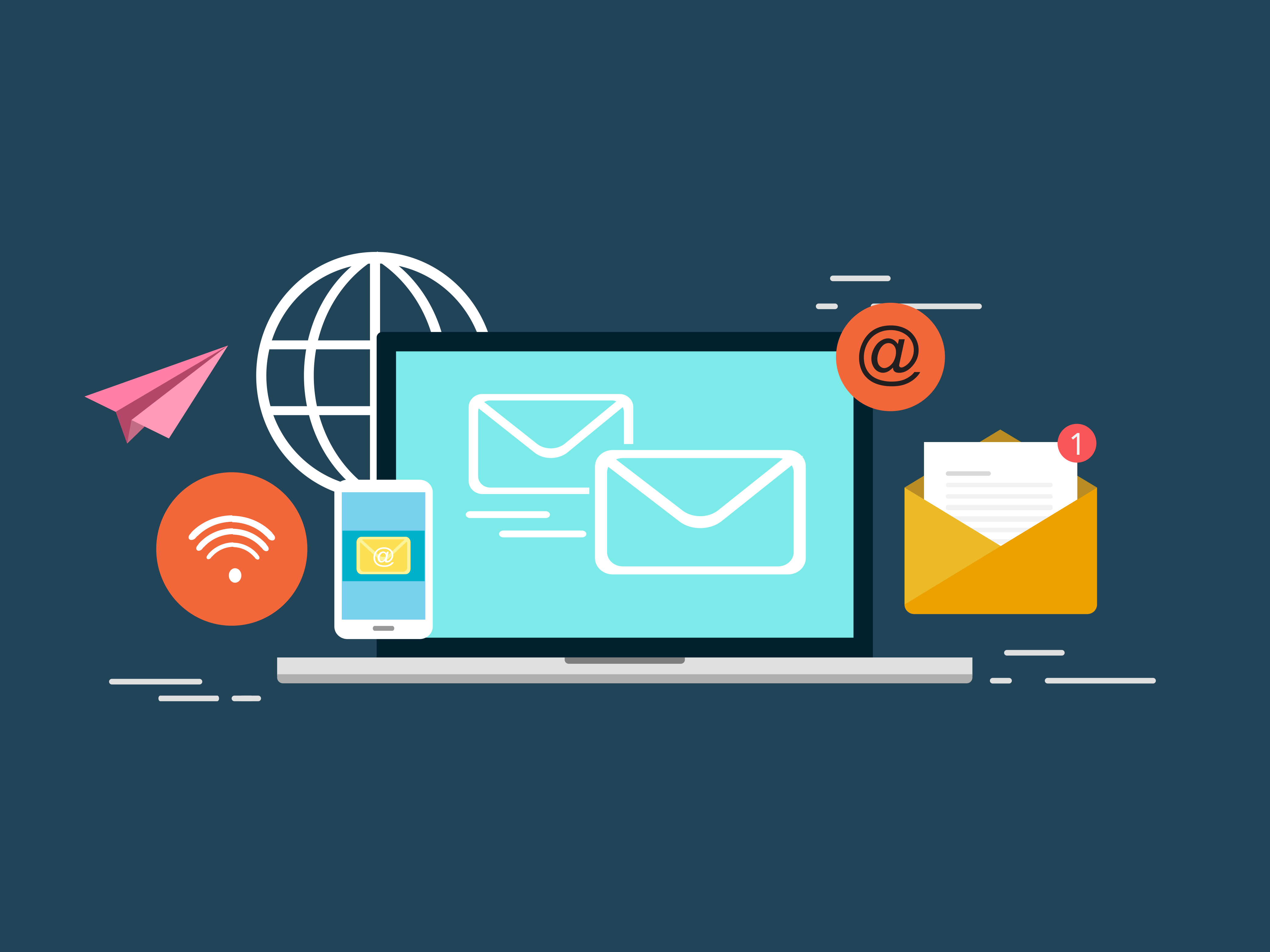 9 ways to keep your business's email etiquette polished