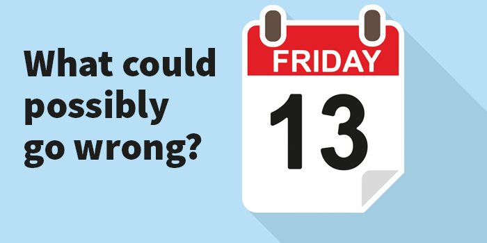 13 Business Superstitions