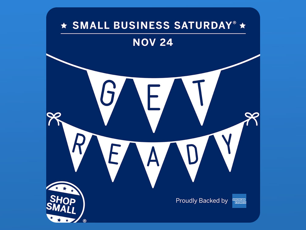 10 ways to prepare for Small Business Saturday