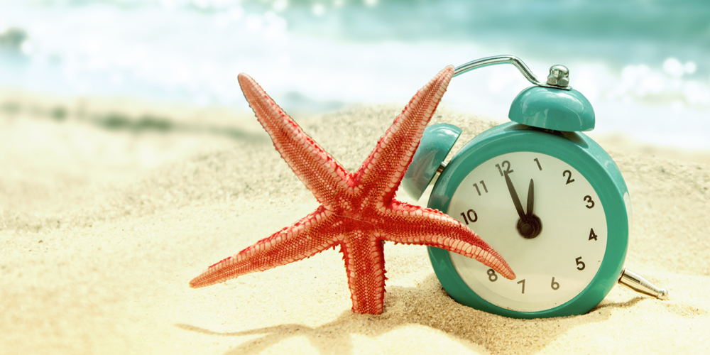 Sweat the small stuff this summer (get your hours correct online)
