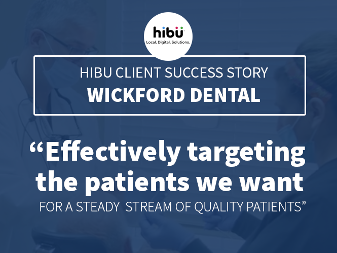 Small Business Success Story — Wickford Dental