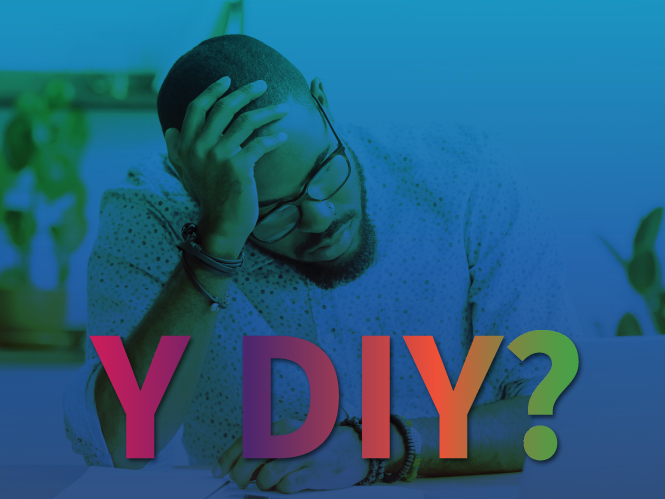 Free Guide: Why a DIY website may not work for you