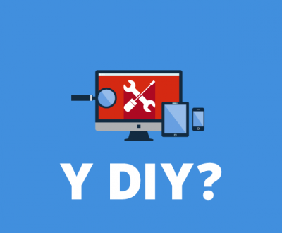 Common website issues part 1 - you have a DIY site