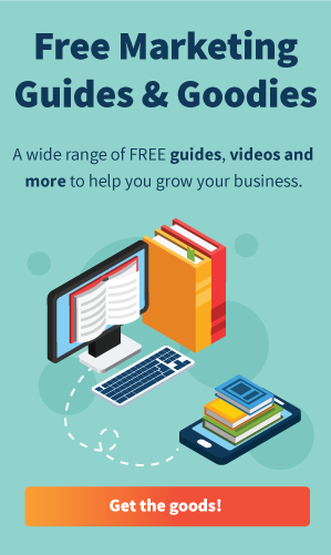 Get free digital marketing guides and goodies