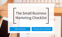 Hibu Small Business Marketing Checklist - Take the Quiz or Preview the Checklist