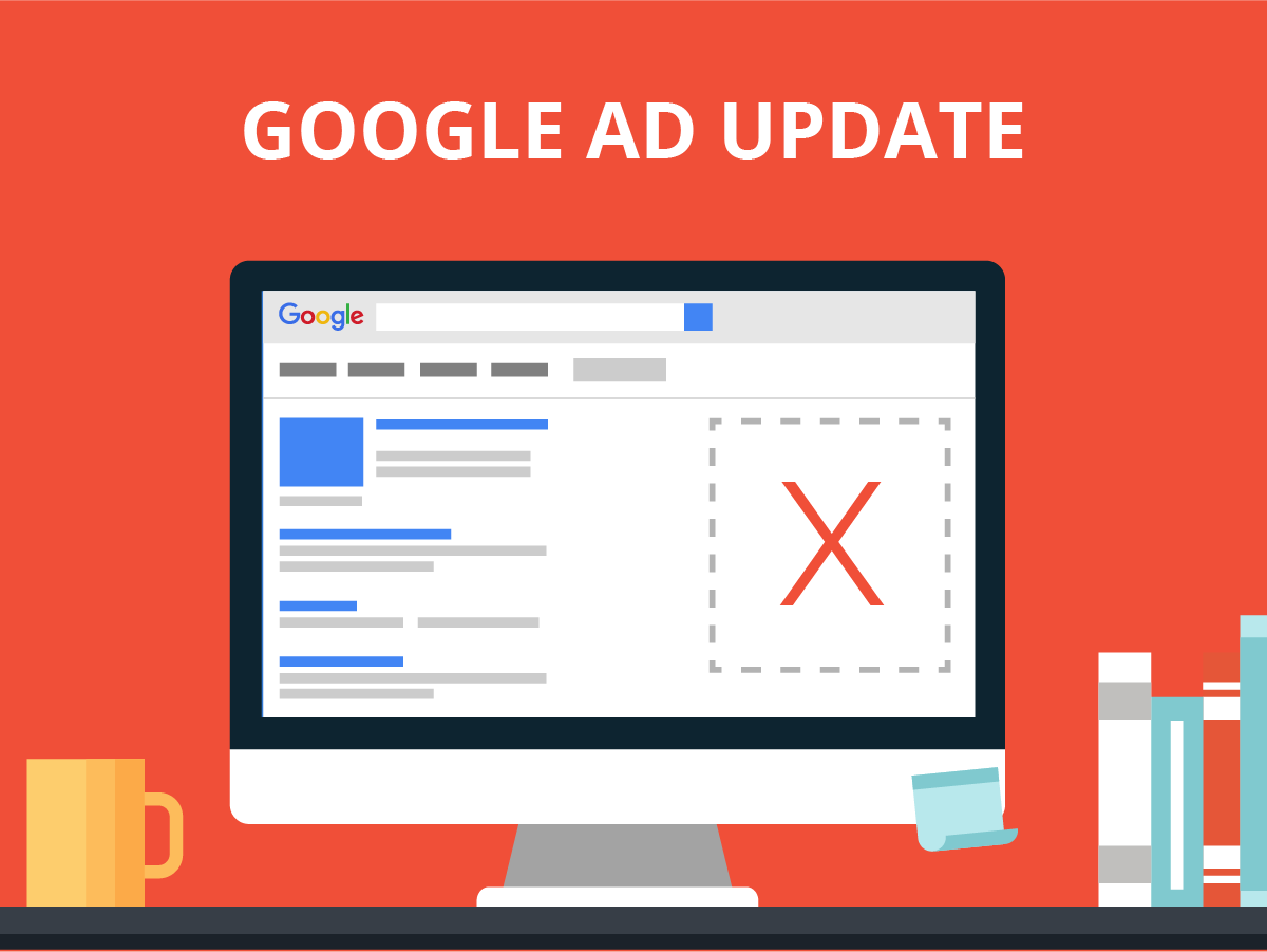 Google Ad Update: No More Ads on the Right
