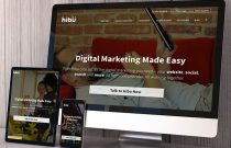 brand new hibu website, digital marketing made easy