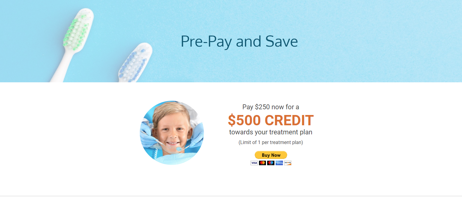 Hibu Smart Site Website Prepay Example
