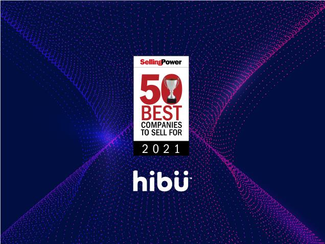 """Hibu is on Selling Power's list of """"50 Best Companies to Sell For"""""""